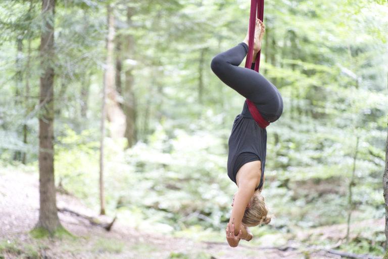 Aerial Yoga Hannah
